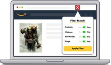 Filter Amazon streaming with ClearPlay