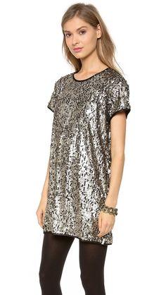 Shopbop - One Teaspoon Lucky Star T Dress