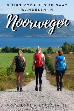 Ga jij binnenkort wandelen in Noorwegen? Zorg er dan voor dat je goed bent voorbereid! Dit maakt het wandelen niet alleen een stuk comfortabeler en leuker, maar kan in het ergste geval zelfs van levensbelang zijn. Met deze wandeltips wordt Noorwegen nóg leuker. Finland, Norway, Sweden, Feelings, Tips, Advice