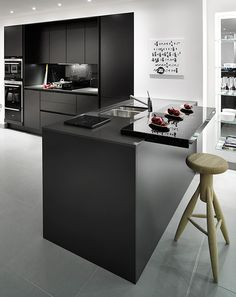 In the cool, spacious and minimal interiors of the studio see cutting edge ranges from premium brands including Siematic, Gaggenau, Dornbracht & Miele. Contemporary Kitchen Cabinets, Luxury Kitchens, Leeds, Modern Contemporary, Showroom, Grid, Minimalism, Kitchen Design, Kitchen Appliances