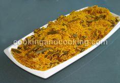 Lubia Polo, Persian Green Bean Rice