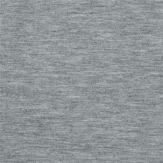 Jersey Knit Solid Light Heather Gray from @fabricdotcom  This super soft silky rayon jersey knit fabric features 4-way stretch for comfort and ease (50% on the grain and 15% on the vertical). Perfect for gathered or lined dresses, skirts, tops, and t-shirts.