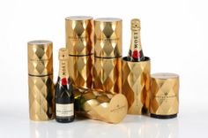 moet and chandon- gold