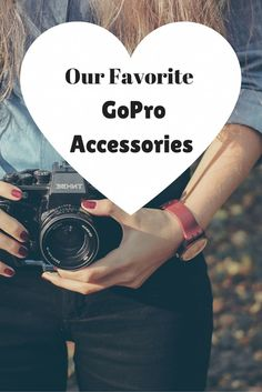 Our Favorite GoPro Travel Accessories recommended for any trip abroad!