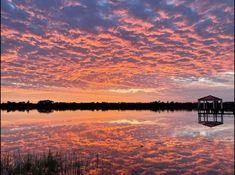 College Park Orlando, Reflection Photos, Cloud Photos, Florida Beaches, Sunrise, Clouds, Sky, Celestial, Mountains