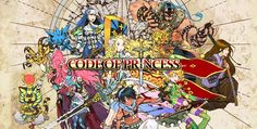 Code of Princess Decrypted 3DS ROM Download - http://www.ziperto.com/code-of-princess-decrypted-3ds-rom/