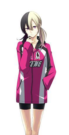 Himemiya Yuri - Prince of Stride