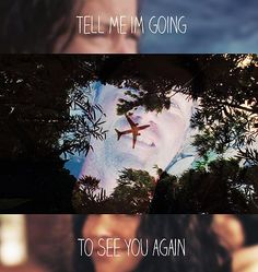 """""""tell me i'm going to see you again"""", """"LOST"""" Kate to Jack. If not in this Life, in the afterlife for sure. For me that's heartwarming. Lets Get Lost, Im Lost, Jack And Kate Lost, Series Movies, Tv Series, Serie Lost, Lost Tv Show, Lost Without You, Lost Quotes"""