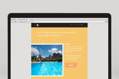 Camping Vrachos website.