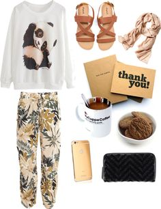 """Untitled #14"" by ihda-nisa-handita on Polyvore"