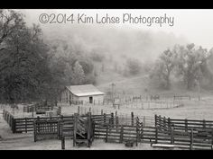 Old barns in black and white are my favorite!