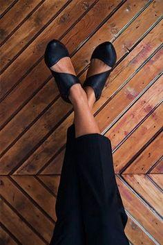 Lovin' these Sarah Black shoes!