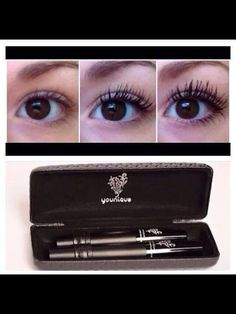 YOUNIQUE 3D FIBER MASCARA!! https://www.youniqueproducts.com/ChelseaCrowden