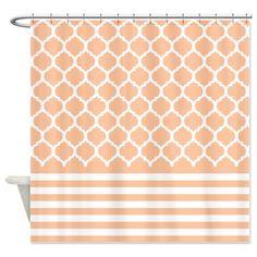 Tahari Home Fabric Shower Curtain Roseman Paisley Scroll Medallion