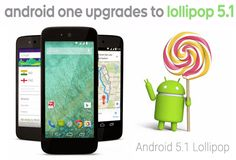Good News for Android One Devices – Google new video highlights Android 5.1 Lollipop Update