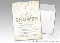 nautical bridal shower invites - Google Search