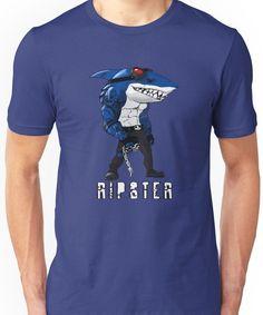Ripster Street Sharks Unisex T-Shirt