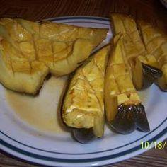 Chef John's Baked Acorn Squash Allrecipes.com