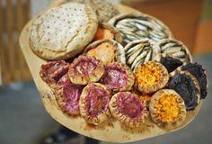 Traditional Kainuu pastry.  Kuva: Jaakko Martikainen