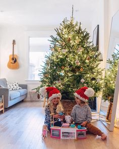 Love this ultimate kitchen (from as a Christmas gift for my and old this year! Christmas Morning, Christmas Holidays, Christmas Gifts, Christmas Tree, Light Up, Your Favorite, Holiday Decor, Happy, Kids