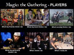 magic the gathering meme