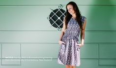 Fine-Feather Perfect Dress