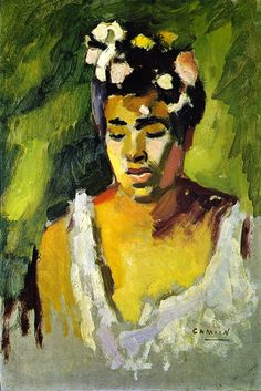 Charles Camoin, The Negress