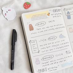 Bullet Journal Writing, Bullet Journal Notes, Bullet Journal Aesthetic, Bullet Journal Ideas Pages, Bullet Journal Spread, Bullet Journal Inspiration, Journal Pages, Journals, Journal Fonts