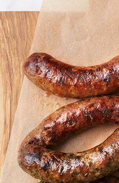 Lamb Masala Sausage: Making sausage is definitely easier than you think.