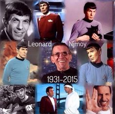 Tribute to Leonard Nimoy Star Trek Spock, Star Trek Tv, Star Wars, Star Trek Movies, Star Trek Ships, Star Trek Theme, United Federation Of Planets, Star Trek Captains, Sci Fi Tv Shows