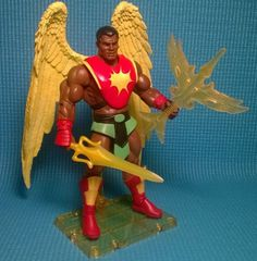 MOTUC Sun-Man (Masters of the Universe) Custom Action Figure