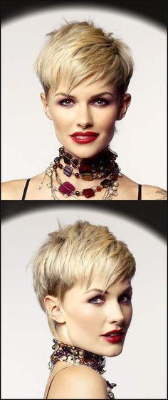 10, Schmeichelhaft Kurzen Frisuren Gerade | Maske | Pinterest ... | Einfache Frisuren