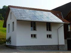 ch-Solar - Solarstrom, Photovoltaik und Solarwärme - die lohnende Investition