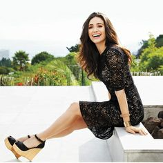 Our March/April cover model Emmy Rossum shares her gluten-free tips. #shameless