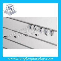 Retail display hook stand slatwall accessories $0.1~$1