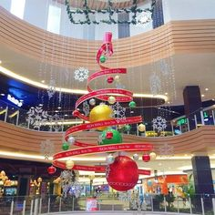 Image result for the best shopping centre christmas decorations
