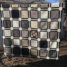 Easy Layer Cake Quilt