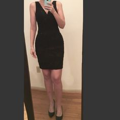 Beautiful Black Decode 1.8 Cocktail Dress - Size 4