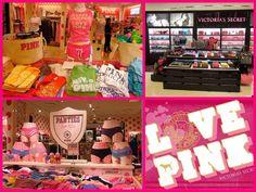 Victoria's Secret Store Clothing..Love Pink