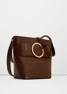 Buckle bag | MANGO