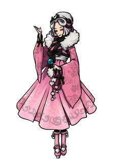 Female Flaaffy - Pokemon Gijinka - http://imgur.com/a/DDxvd/layout/blog?forcedesktop=1#dqGK3