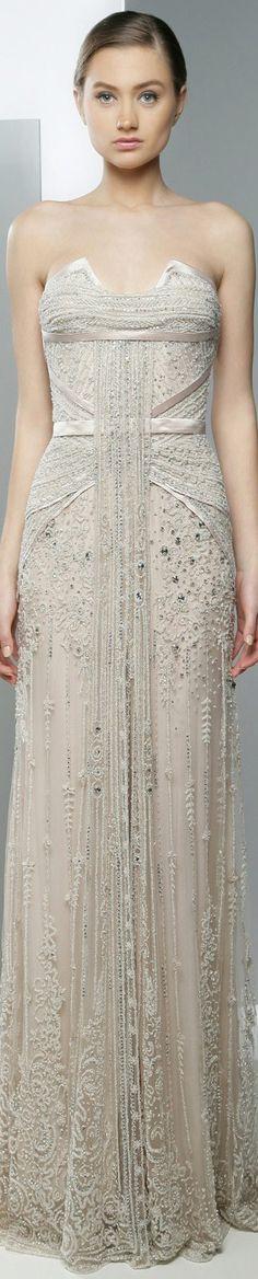 Glamour gowns / karen cox. Ziad Nakad Haute Couture