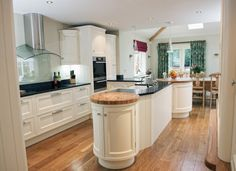 Painted Classic Shaker - Charnwood Kitchens