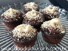 Bolo de Chocolate Paleo Low Carb
