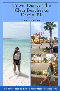 Destin, Destin FL, Florida Vacation, Beach Vacation, Beach Trip #Destin #DestinFL #FloridaVacation #BeachVacation #BeachTrip America And Canada, South America, Southern Girl Style, Activities To Do, Amazing Adventures, Florida, Spring Break, Waterfall, Places To Visit