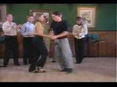 Learn Advanced Shag Dancing Lessons - YouTube