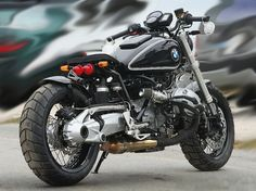 BMW R1200R Galaxy Custom