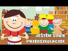Jestem sobie przedszkolaczek - Piosenki dla dzieci - Babadu TV - YouTube Preschool, Family Guy, Youtube, Fictional Characters, Nursery Rhymes, Fantasy Characters, Kindergarten, Kindergartens, Griffins