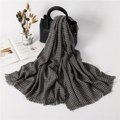 Triceratops Winter Scarf Fashion Formal Soft Scarves For Men And Women