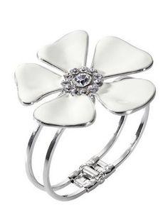 Klapp-Armreif Online Shop Kleidung, Mode Online Shop, Shops, Engagement Rings, Floral, Modern, Jewelry, Fashion, Bangle